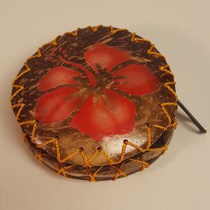 Vintage Coconut Coin purse